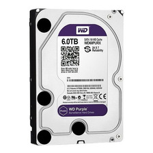 Disco Rigido Western Digital 6tb Purple Sata 3 Vigilancia Wd
