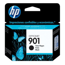 Cartucho Hp 901 Negro Original Cc653al