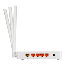 Router Wifi 3 Antenas Totolink Expansor 300mbps Potente !!