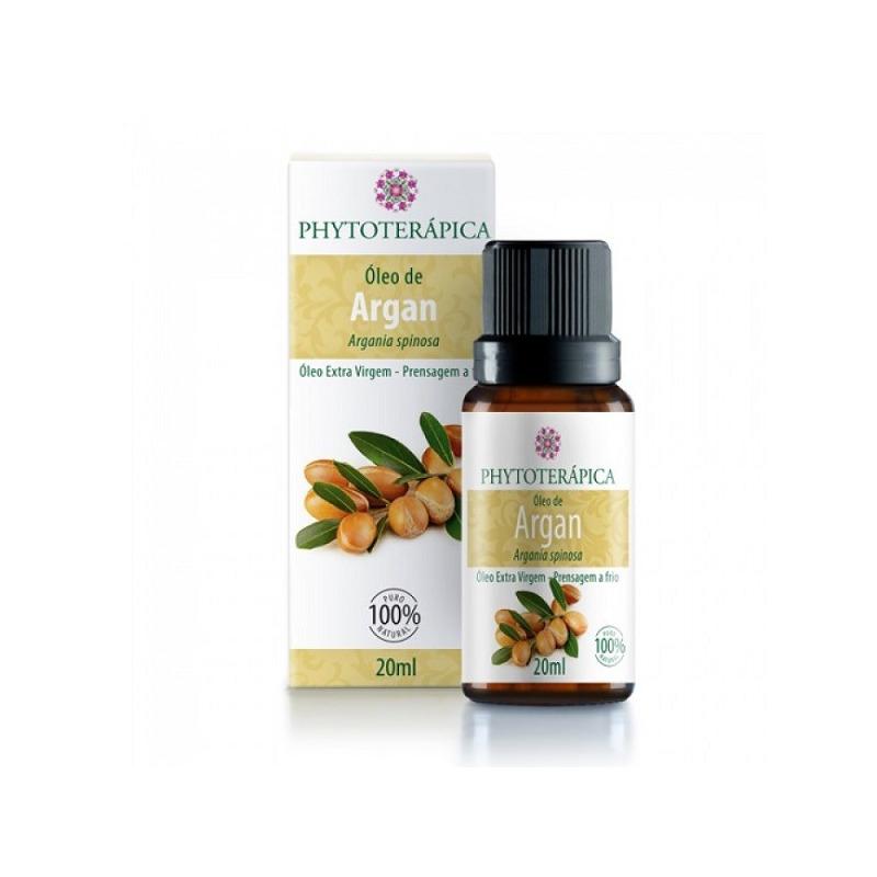 Oleo Vegetal de Argan - Phytoterapica 20ml