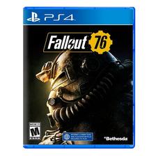 Fallout 76 Ps4 Fisico Sellado Nuevo Original