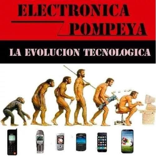 Electrónica Pompeya