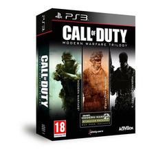 Call Of Duty Modern Warfare Trilogy Ps3 Pack Fisico Sellado