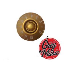Perilla Sinew C-2003 P/ Les Paul En Color Dorado C/ Números