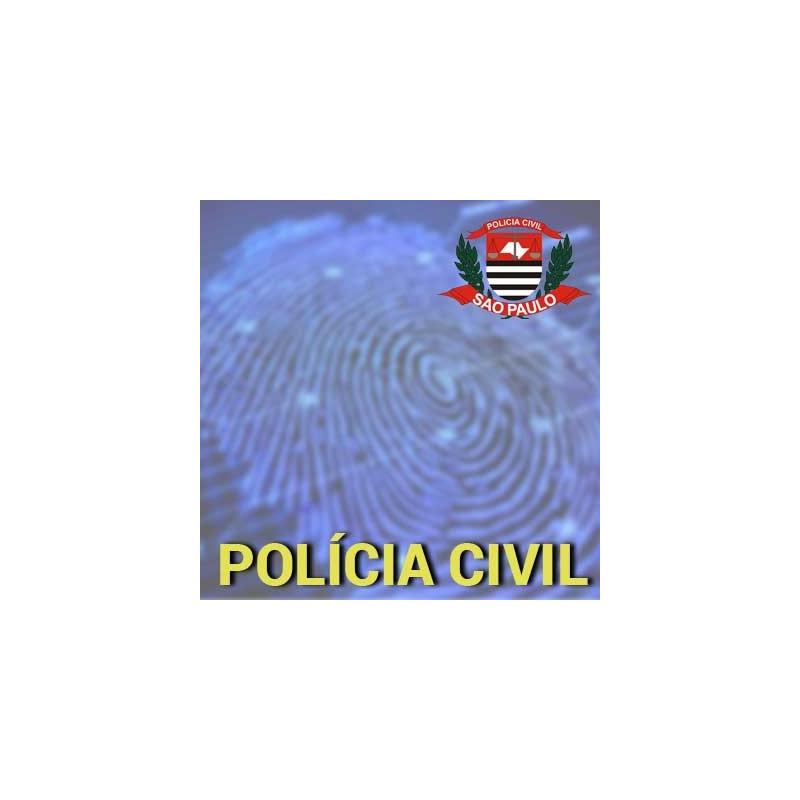 Curso Papiloscopista Polícia Civil SP Noções de Identificação