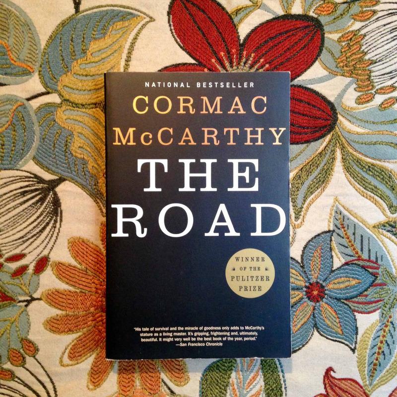 Cormac McCarthy. THE ROAD.