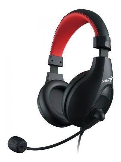 Auricular Headset Genius Hs 520
