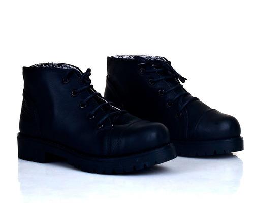 Borcego Borceguito Bota Mujer Zapatos Almacen De Cueros