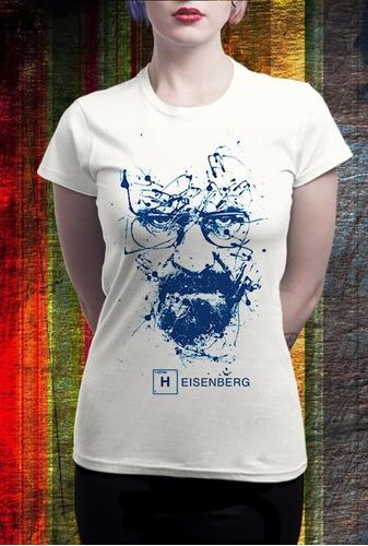 Breaking Bad, Heisenberg Tinta - Bb 6