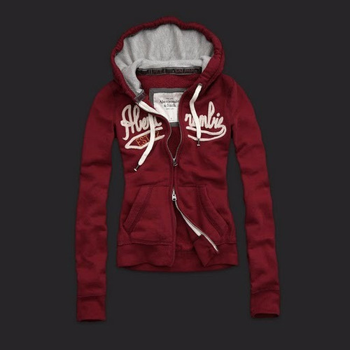 Buzos Hoodies Abercrombie & Fitch + Hollister Mujer 2016