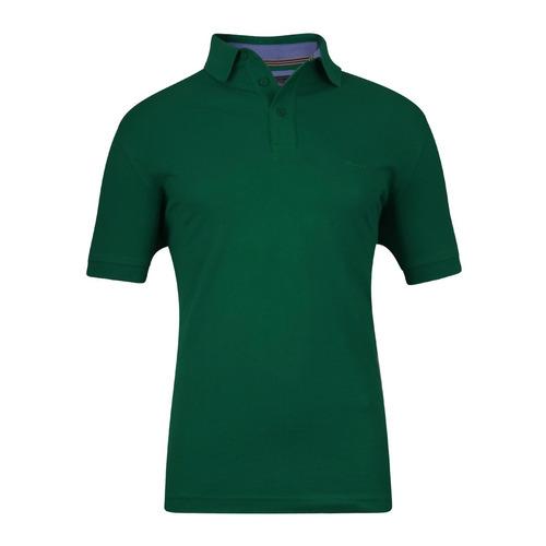 Chomba Wrangler Polo Basic Hombre Verde (05771952216101)