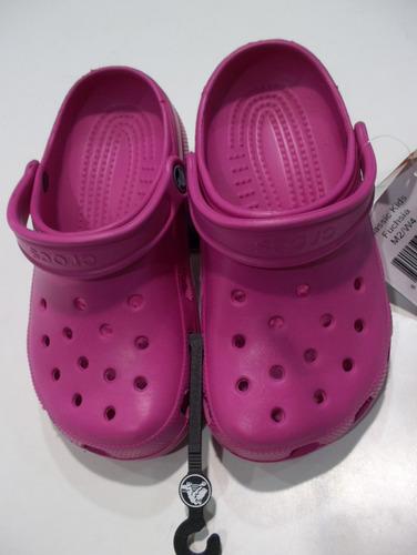 Crocs Classic Nena Juvenil Original De Fabrica