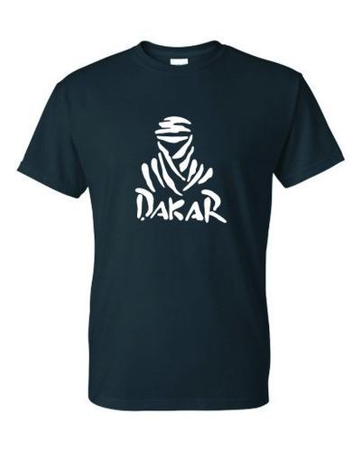Dakar Remera Estampada Con Vinilo