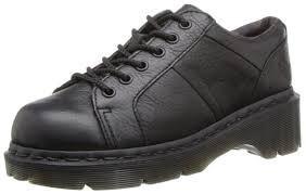 Dr Martens Keani Black Polished Negros Talle 36/37 (4 Uk)