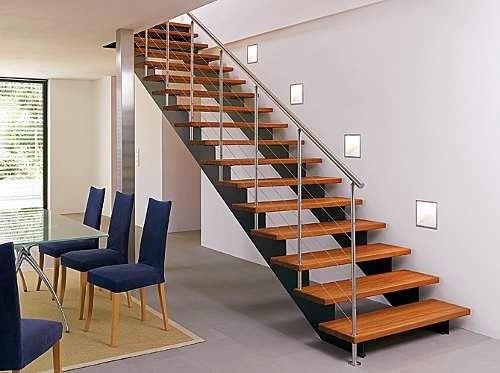 En hacore - Escaleras de madera modernas ...