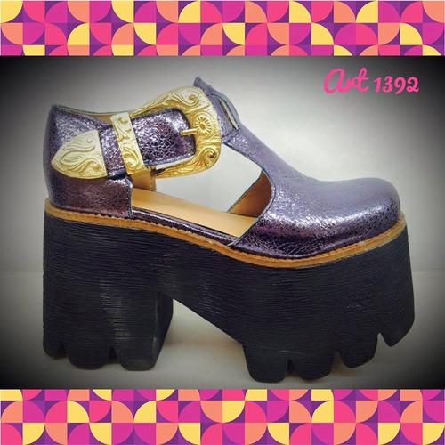 Guilleriminas, Sandalias, Plataforma, Zapatos, Moda 2016