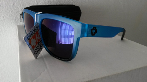 Lentes De Sol Nuevos Gafas Anteojos Espejados Azulado