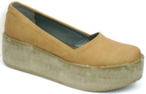 Mocasines Plataforma Zapatos Creepers