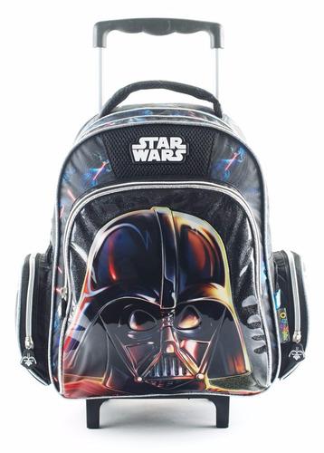 Mochila Carrito 14 Pulgadas Star Wars Darth Vader Original