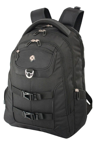 Mochila Samsonite Original Para Notebook 17 Netbook Tablet