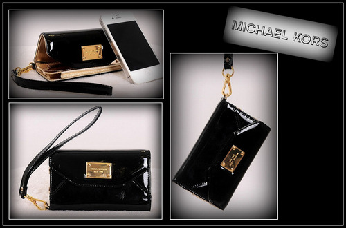 Porta-celular Michael Kors Iphone 3gs, 4, 4s,5