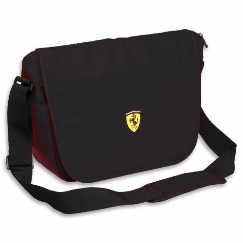 Porta Notebook Ferrari Morral Licencia Original Envios Gtia