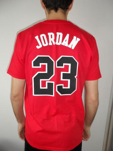 Remera Estampada Nba Bulls Retro Jordan Kukoc Pippen Rodman