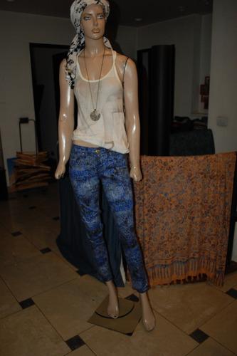 Rosh Pantalon De Jean Modelo Nijack Lona Liviana