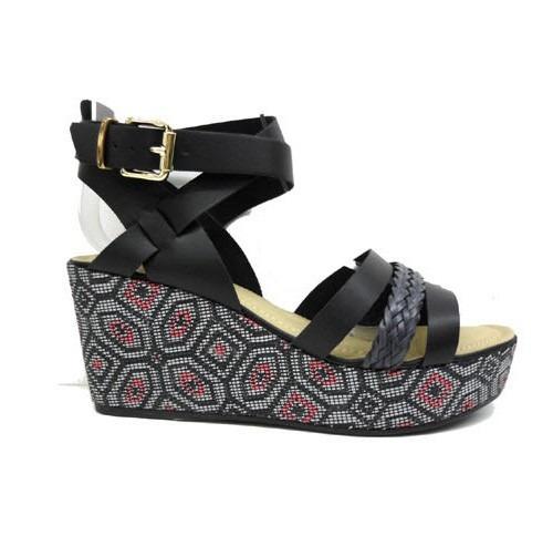 Sandalias Con Plataforma Zapatos Piccadilly - Super Confort
