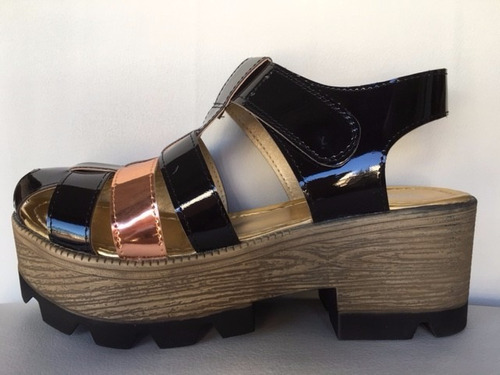 Sandalias Plataforma Y Zapatos De Mujer