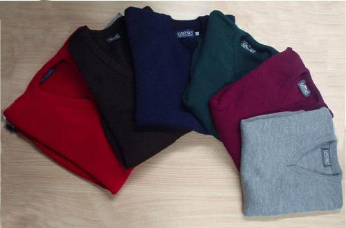 Sweater / Pullover Colegial / Escolar Talles 6 Al 12