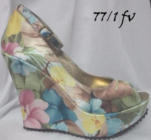 Zapato Plataforma Sandalia